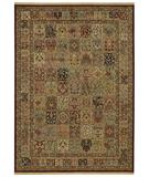RugStudio presents Shaw Tommy Bahama Home-Olefin Paradise Tiles Multi-04440 Machine Woven, Best Quality Area Rug