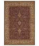 RugStudio presents Rugstudio Famous Maker 38177 Eggplant Machine Woven, Good Quality Area Rug