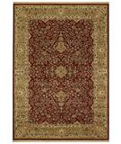 RugStudio presents Shaw Century Sheridan Scarlet 04800 Machine Woven, Better Quality Area Rug
