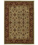 RugStudio presents Shaw Phillip Crowe Timber Creek Sierra Beige-13100 Machine Woven, Better Quality Area Rug