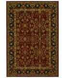 RugStudio presents Shaw Phillip Crowe Timber Creek Sierra Scarlet-13800 Machine Woven, Better Quality Area Rug