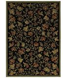 RugStudio presents Shaw Classic Style Mantova Vineyard Ebony - 34500 Machine Woven, Better Quality Area Rug