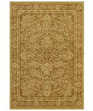 RugStudio presents Shaw Tommy Bahama Home-Nylon Vintage Lei Gold 24700 Machine Woven, Good Quality Area Rug
