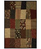 RugStudio presents Shaw Inspired Design Jazz Age Multi 18440 Machine Woven, Better Quality Area Rug