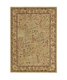 RugStudio presents Shaw Tommy Bahama Home-Nylon Monaco Palms Beige 28100 Machine Woven, Good Quality Area Rug