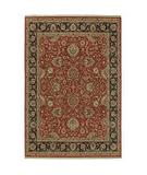 RugStudio presents Rugstudio Sample Sale 9475R Red - 1800 Machine Woven, Best Quality Area Rug