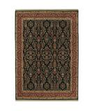 RugStudio presents Rugstudio Sample Sale 9460R Black - 4500 Machine Woven, Best Quality Area Rug