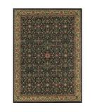 RugStudio presents Rugstudio Sample Sale 20667R Black-19500 Machine Woven, Best Quality Area Rug