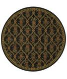 RugStudio presents Shaw Tommy Bahama Home-Nylon Lotsa Pineapples Black-09500 Machine Woven, Best Quality Area Rug