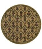 RugStudio presents Shaw Tommy Bahama Home-Nylon Lotsa Pineapples Ivory-09100 Machine Woven, Best Quality Area Rug