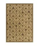 RugStudio presents Shaw Tommy Bahama Home-Nylon Palms Away Beige-06100 Machine Woven, Best Quality Area Rug