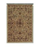 RugStudio presents Shaw Accents Antiquity Natural - 00100 Machine Woven, Good Quality Area Rug
