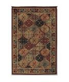 RugStudio presents Shaw Accents Mayfield Multi - 17440 Machine Woven, Good Quality Area Rug