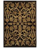 RugStudio presents Shaw Stonegate Istana Black - 21500 Machine Woven, Good Quality Area Rug