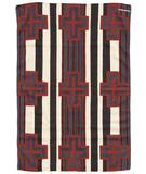 RugStudio presents Southwest Looms Dreamcatcher Chief Blanket N-20 Flat-Woven Area Rug