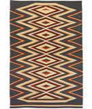 RugStudio presents Southwest Looms Dreamcatcher Ramah N-15 Flat-Woven Area Rug