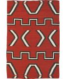 RugStudio presents Southwest Looms Dreamcatcher Serape N-12 Flat-Woven Area Rug