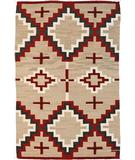 RugStudio presents Southwest Looms Dreamcatcher Shoshoni N-18 Flat-Woven Area Rug