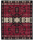 RugStudio presents Pendleton South West Storm Cardinal SW-10 Hand-Knotted, Best Quality Area Rug