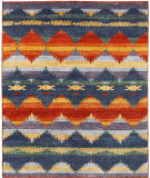 RugStudio presents Pendleton South West Ombre SW-13 Hand-Knotted, Good Quality Area Rug