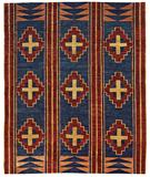 RugStudio presents Pendleton South West Cheyenne SW-4 Hand-Knotted, Best Quality Area Rug