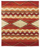 RugStudio presents Pendleton South West Mesa SW-6A Hand-Knotted, Best Quality Area Rug