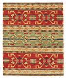 RugStudio presents Pendleton South West Anasazi SW-7 Hand-Knotted, Best Quality Area Rug