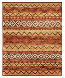 RugStudio presents Pendleton South West Arroyo SW-8 Hand-Knotted, Best Quality Area Rug