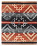 RugStudio presents Pendleton South West Zapotec SW-9 Hand-Knotted, Best Quality Area Rug