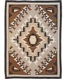 RugStudio presents Southwest Looms Dreamcatcher Grey Hills N-03 Flat-Woven Area Rug