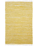 RugStudio presents St. Croix Complex Cfw25 Yellow Woven Area Rug