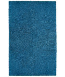 RugStudio presents St. Croix Shagadelic Chenille Twist Chs07 Blue Area Rug