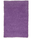 RugStudio presents St. Croix Shagadelic Chenille Twist Chs11 Purple Area Rug