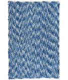 RugStudio presents St. Croix Shagadelic Chs30 Blue Area Rug