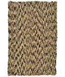 RugStudio presents St. Croix Shagadelic Chs31 Brown Area Rug