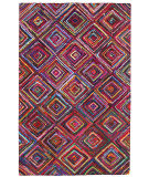 RugStudio presents St. Croix Brilliant Ribbon Crb01 Multi Hand-Tufted, Best Quality Area Rug