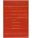 RugStudio presents St. Croix Structure Lineage Ct114 Rust Hand-Tufted, Best Quality Area Rug