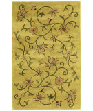 RugStudio presents St. Croix Structure Autumn Ct28 Sage Hand-Tufted, Good Quality Area Rug