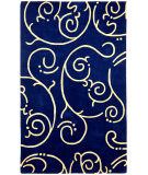 RugStudio presents St. Croix Structure Archer Ct56 Blue Hand-Tufted, Best Quality Area Rug