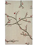RugStudio presents St. Croix Structure April Sky Ct84 Beige Hand-Tufted, Good Quality Area Rug
