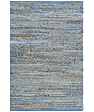 RugStudio presents Rugstudio Sample Sale 69777R Blue Rag Area Rug