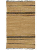 RugStudio presents St. Croix Matador Leather Chindi Lcd09 Tan Woven Area Rug