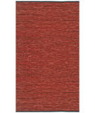RugStudio presents St. Croix Matador Leather Chindi Lcd22 Copper Woven Area Rug