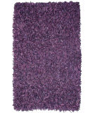 RugStudio presents St. Croix Pelle Leather Shag Ld10 Purple Area Rug