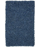 RugStudio presents St. Croix Pelle Leather Shag Ld14 Blue Area Rug