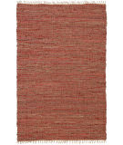 RugStudio presents St. Croix Matador Copper Leather & Hemp Lh12 Copper Woven Area Rug