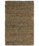 RugStudio presents St. Croix Pelle Short Leather Shag Lr03 Brown Area Rug