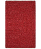 RugStudio presents St. Croix Pelle Short Leather Shag Lr04 Red Area Rug
