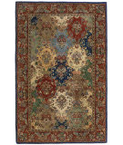 RugStudio presents St. Croix Traditions Baktarri Pt12 Navy Hand-Tufted, Good Quality Area Rug