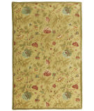 RugStudio presents St. Croix Traditions Transitional Pt27 Gold Hand-Tufted, Good Quality Area Rug